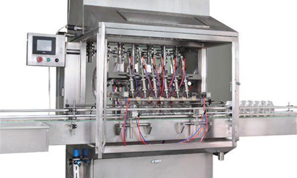 Sina Ekato se eie volledige motor-enjinolieproduksielyn, olie-vulmachine