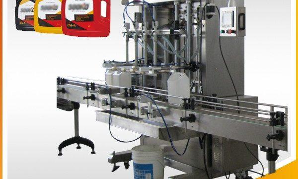 500 ml-2L outomatiese vloeibare skoonmaakmiddel / masjien vir die opvul van vloeistof