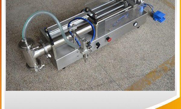 Half-outomatiese suiervulmasjien Ideaal olie-vulmachine