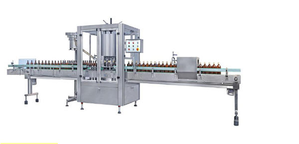 Vol outomatiese Ropp Cap Capping Machine